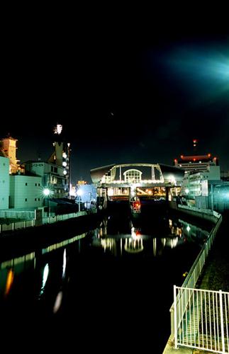 道頓堀川水門 #3