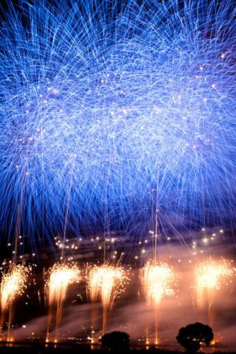 なにわ淀川花火大会2009
