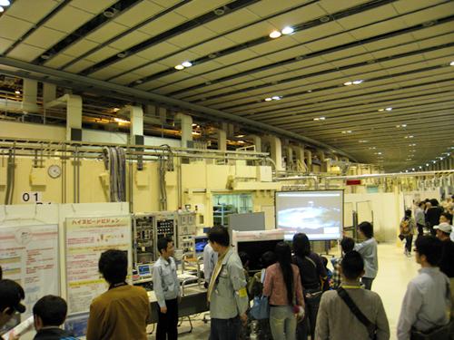 2011年 第19回 SPring-8施設公開