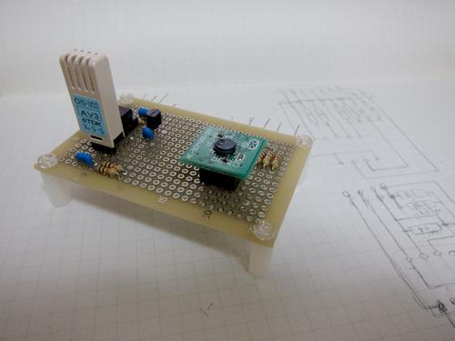 気圧・気温・湿度モジュール
