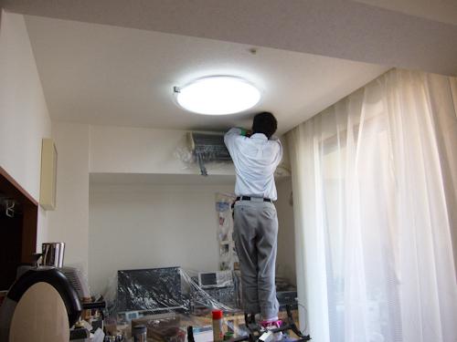 エアコン掃除・エアコンクリーニング