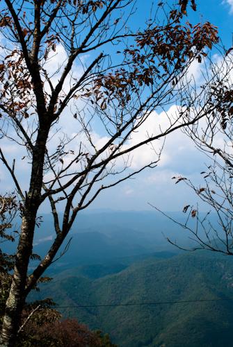 比叡山 中間地点