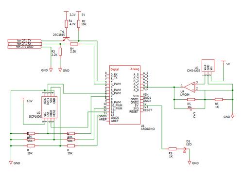 Arduino + fon + OpenWRT + ser2net + NewSoftSerial + telnet Wi-Fi接続